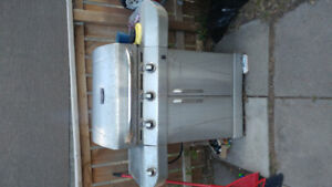 Propane tank for $25 or $50 for BBQ & propane tank