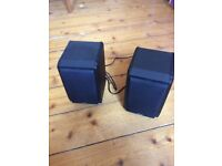 16W Active Bookshelf Speakers - Edifier R1000TCN 2.0 - Almost New