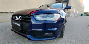 Audi s4 Technik
