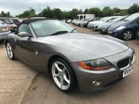 2004 BMW Z4 2.2I SE CONVERTIBLE FULL SERVICE HISTORY LONG MOT