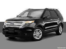 2014 Ford Explorer XLT AWD+ CUIR+TOIT+GPS+CAMÉRA