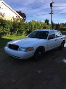 2009 Ford Crown Victoria Intercepter