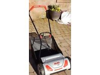 AL-KO 38HM Soft Touch Push Lawn Mower and Collector