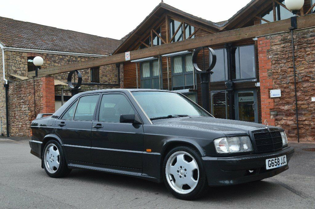 Mercedes 190e 2 0 auto cosworth body kit 129000miles for Mercedes benz auto body