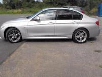 2014 BMW 3 Series 2.0 325d M Sport 4dr (start/stop)