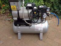 Compressor, Stanwell 50L 10bar, 40KG