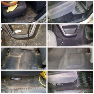 Mobile Interior Detailing for your vehicle