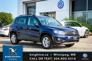 2014 Volkswagen Tiguan AWD w/ Heated Seats 0.99% Financing Avail