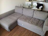 IKEA BACKABRO corner sofa