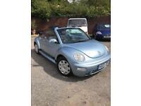 2003 Volkswagen Beetle 1.6 Convertible+nice colour