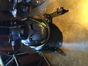 2015 Arctic Cat ZR120 with the LESS THEN 3 Hours.