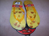 Men's Flip Flops Size 10-11 (43-45) From Tong New With Tags