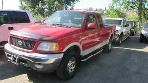 2000 Ford F-150 Series Lariat