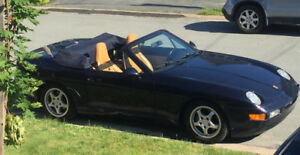 1992 porsche 968 Cabriolet collector vehicle