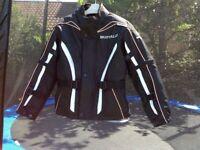 Junior / Child Buffalo Motorcycle Armoured Jacket