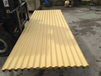 Roof Sheets 3.65m x 1.08m (1m cover) New £30 Each