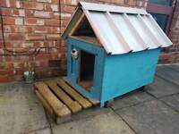 Ldog kennel never used its about 110cm x 60cm