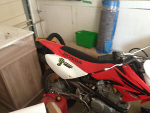 Honda crf 80f price can be lowered