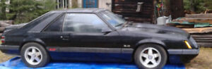 1986 Ford Mustang GT 5L