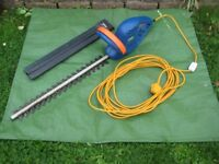 Draper Garden Power Electric Hedge Trimmer