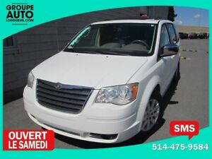 2008 Chrysler Town & Country *AUTOM*STOWNGO*TOIT OUVRANT*BLANCHE