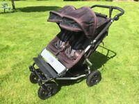 Mountain Buggy Duet in excellent condition
