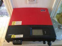 Solar Panel Invertor