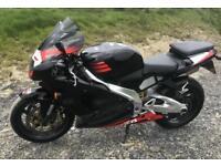 Aprilia RSV Mille 15,000 miles 2003, 03 reg