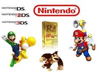 Nintendo Games Card Out For ALL Ds Consoles For All Ds's