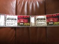 Reading festival 2017 tickets x 2