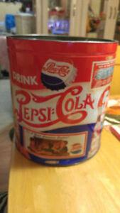 article collection: ensemble Coke,Pepsi,Budlight et 4 sous-verre