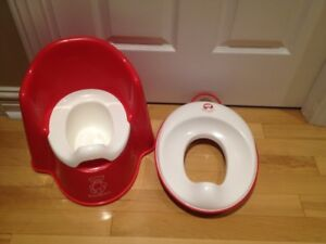 Potty chair - training seat