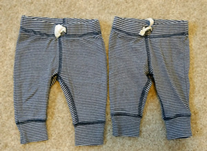 Newborn pants (a couple are 3 months +)