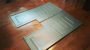 Mgb mgb gt mg midget floor boards floor pans
