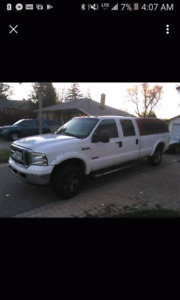 Parting out 06 Ford F350