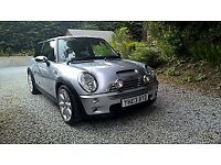 Mini Cooper S 1.6 (Chili Pack) 2003