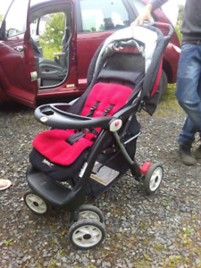 Safety first buggy