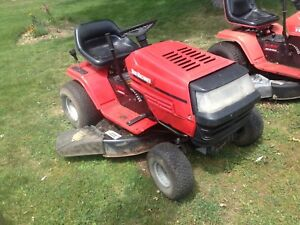 Yard Machines 15Hp riding lawn mower