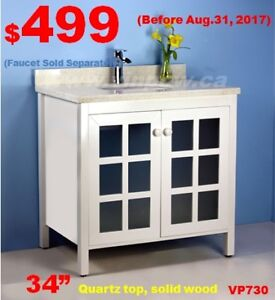 Great Selection of Bathroom Vanities, Showers, Toilets for Less