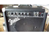 Vintage Fender Frontman combo amp