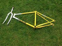 Claud butler mountain bike frame