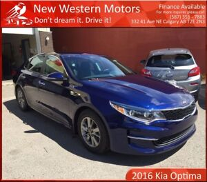 2016 Kia Optima LX ECO Turbo ONE OWNER! NO ACCIDENT! BCAM!