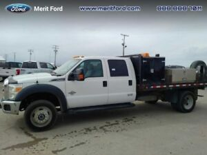 2014 Ford F-450 DRW Super Duty S/CREW DRW XLT  REDUCED!! ONLY $3