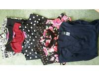BUNDLE OF WOMENS DRESSES AND PLAYSUITS