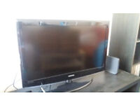 Samsung 37 inch flatscreen TV