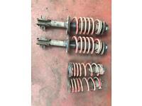 Fiat Punto lowering springs
