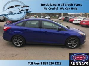2014 Ford Focus AC, CRUISE, HEATED SEATS, HANDS FREE!!!!