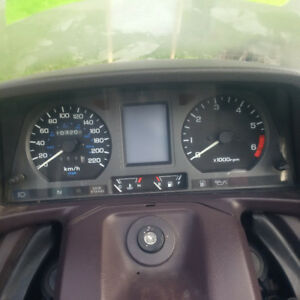 For Sale a 1989 Honda Gold Wing GL1500