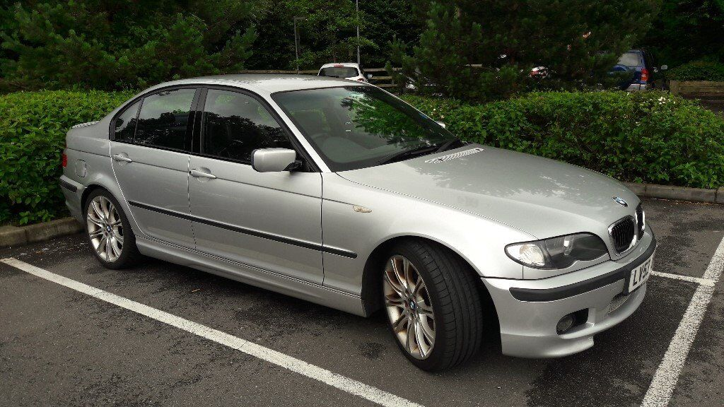 Series BMW Silver AUTO Low Mileage Immaculate Condition - Bmw 2003 price