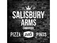 Chef de Partie (X2) - Salisbury Arms, Cambridge